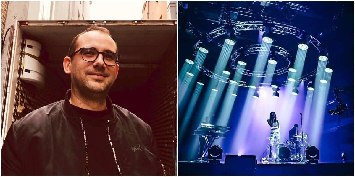 Pierre Claude © Matt West l ARTE Concert Festival, Paris © Pierre Lapin